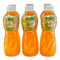 กาโตะ น้ำส้มผสมวุ้นมะพร้าว 25% ขนาด 320 มล. แพ็กละ 6 ขวด.