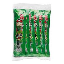 เถ้าแก่น้อย สาหร่ายม้วนย่างสไตล์ญี่ปุ่น รสคลาสสิค ขนาด3ก. แพ็กละ12ห่อ