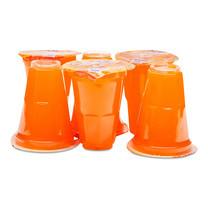 ดีโด้ น้ำส้มถ้วย 10% 160 มิลลิลิตร 6 ถ้วย