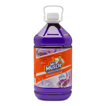 มิสเตอร์มัสเซิล ผลิตภัณฑ์ทำความสะอาดพื้น กลิ่นลาเวนเดอร์ ขนาด 5200 มล.