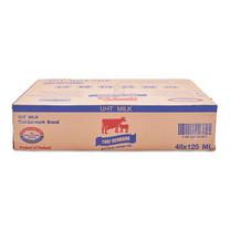 ไทยเดนมาร์ค นม UHT รสจืด ขนาด 125 มล. x 48 กล่อง