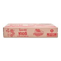 ดัชมิลล์ คิดส์ นมยูเอชที โยเกิร์ตพร้อมดื่ม รสสตรอเบอร์รี่ 90 มล. 48 กล่อง