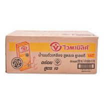 ไวตามิลค์ นมถั่วเหลืองยูเอชที สูตรเจ 250 มล. x 36 กล่อง
