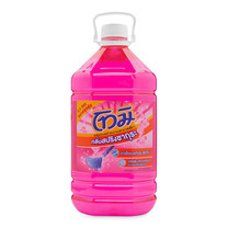 โทมิ น้ำยาทำความสะอาดพื้น ซากุระ สีชมพู ขนาด 5200 มล.