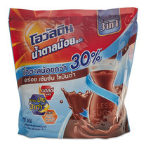 โอวัลติน 3in1 ช็อกโกแลตมอลต์ สูตรน้ำตาลน้อย 31 กรัม x 18-20 ซอง