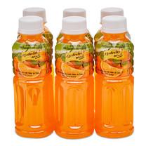 คูลโคโค่ น้ำส้ม 10% ผสมวุ้นมะพร้าว 170 มิลลิลิตร 6 ขวด