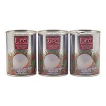 UFC เงาะในน้ำเชื่อม ขนาด 565 กรัม แพ็ก3 กระป๋อง