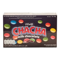 เดลฟี่ ชาช่า ช็อกโกแลต 13 กรัม (12 ซอง)