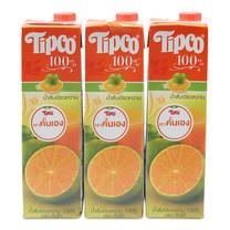 ทิปโก้ น้ำส้มเขียวหวาน 100% 1000 มล. x3 ขวด