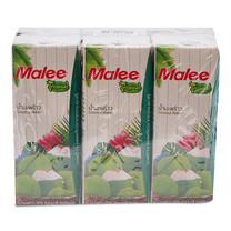 มาลี ทรอปิคอล น้ำมะพร้าว 50% ขนาด180 มิลลิลิตร แพ็ค x 6 กล่อง