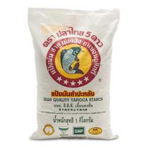 ปลาไทย 5 ดาว แป้งมัน 1,000 กรัม