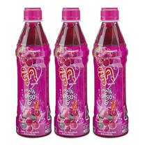 ริคุ น้ำผลไม้กลิ่นองุ่นเคียวโฮ 350 มล. x 6 ขวด