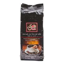 โซเล่ คาเฟ่ แบล็ค เมล็ดกาแฟคั่วแท้ 500 กรัม