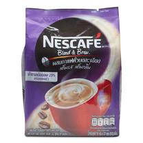 เนสกาแฟ เบลนด์แอนด์บรู กาแฟปรุงสำเร็จรูปชนิดผง ขนาด 19 กรัม แพ็กละ 27 ซอง