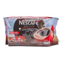 เนสกาแฟ กาแฟสำเร็จรูป เรดคัพ สีแดง ขนาด 2 ก. แพ็คละ 48 ซอง.