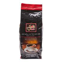 โซเล่ คาเฟ่แบล็ค เมล็ดกาแฟคั่ว ขนาด 500 ก.