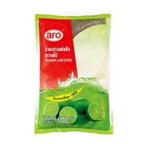 ARO น้ำมะนาวแช่แข็ง ถุงละ 1000 กรัม.