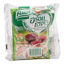 คนอร์ อร่อยชัวร์ รสหมู 70 กรัม แพ็กละ 6 ซอง
