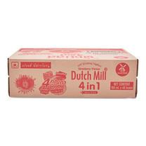 ดัชมิลล์ นมUHT โยเกิร์ตพร้อมดื่ม รสสตรอเบอร์รี่ 180 มล. 48 กล่อง