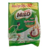 ไมโล 3 IN 1 เครื่องดื่มปรุงสำเร็จมอลต์สกัด รสช็อกโกแลต ขนาด33 ก. แพ็ก18 ซอง