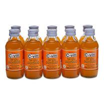 ซีวิต เครื่องดื่ม รสส้ม ขนาด 140 มล. แพ็ก10 ขวด.