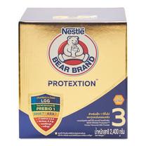 ตราหมี แอดวานโพรเท็ก 3 รสน้ำผึ้ง 2400 ก. x1 ชิ้น