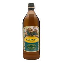 ซาโบรโซ่ เอ็กซ์ตร้าเวอร์จิน น้ำมันมะกอก 1 ลิตร