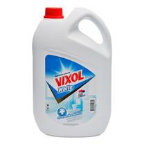 วิกซอล พลัสน้ำยาล้างห้องน้ำสีขาว ขนาด 3500 มล.