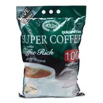 ซุปเปอร์ กาแฟปรุงสำเร็จ 3 in 1 20 กรัม แพ็ค 100 ซอง