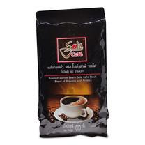 โซเล่ คาเฟ่ แบล็ค เมล็ดกาแฟคั่วแท้ 1,000 กรัม