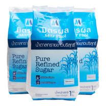 มิตรผล น้ำตาลทรายขาวบริสุทธิ 1 กก. x 5 ถุง