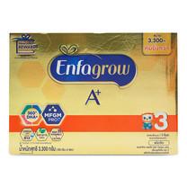เอนฟาโกร เอ พลัส 360 ดีเอชเอพลัส สูตร 3 นมผงชนิดจืด 3.3 กิโลกรัม