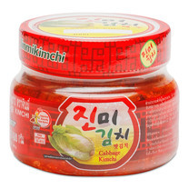 จิมมี่ กิมจิผักกาดขาว 400 กรัม