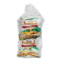 ซีมอน ขนมซีเรียลสอดไส้ช็อกโกแลต ขนาด17 ก. แพ็ก12 ถุง