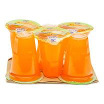 ดีโด้ น้ำส้ม สายน้ำผึ้ง 10% 160 มล. แพ็ก 6 ถ้วย.