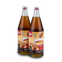 aro น้ำผึ้งแท้ 100% ขวดละ 1000 กรัม. แพ็คละ 2 ขวด
