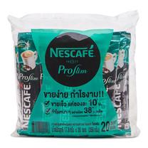 เนสกาแฟ โพรเทค โพรสลิม กาแฟปรุงสำเร็จชนิดผง ขนาด 17.8 กรัม แพ็กละ 20 ซอง.
