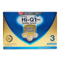 ไฮคิว 1พลัส ซุปเปอร์โกลด์ นมผง ขนาด 3000 ก.