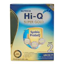 ไฮคิว สูตร2 ซูปเปอร์โกลด์ 600 ก. x1 ชิ้น