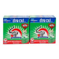 ช้างเวป ยาจุดกันยุงกลิ่นมะลิ แพ็ก 6 กล่อง