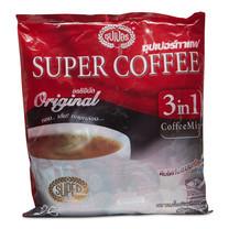 ซุปเปอร์กาแฟ ปรุงสำเร็จชนิดผง 3 อิน 1 ขนาด20 ก. แพ็กละ 25 ซอง