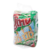 ปูไทย ขนมทอดกรอบ รสโนริสาหร่าย ขนาด60ก. แพ็ก 3 ห่อ