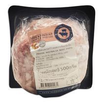 AU เนื้อเบอเกอร์วัว FZ แพ็กละ 500 ก.