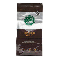 SUZUKICOFFEE กาแฟคั่วบดเอสเพรสโซ่ ขนาด250 ก.