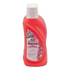 มาจิคลีน ผลิตภัณฑ์ทำความสะอาดพื้น เบอร์รีอโรมา สีแดง ขนาด 500มล. แพ็ก3ขวด
