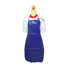 เอโร่ ผ้ากันเปื้อน สีน้ำเงิน 20.5 x 30 2 ชิ้น x 1 แพ็ค