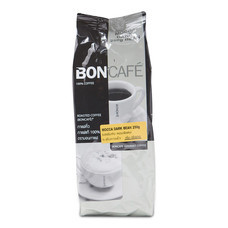 BONCAFE เมล็ดกาแฟคั่วบด มอคค่า ขนาด250 ก.