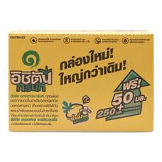 อิชิตัน ชาเขียว รสน้ำผึ้งผสมมะนาว 300 มล. x36 ขวด