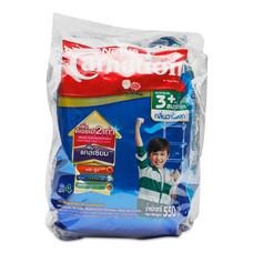 คาร์เนชั่น วันพลัส สมาร์ทโก ผลิตภัณฑ์นมผง กลิ่นวานิลลา 550 กรัม แพ็ก 3 ถุง