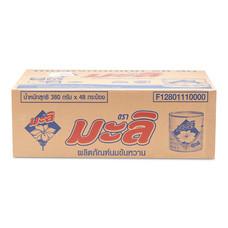 มะลิ ผลิตภัณฑ์นมข้นหวาน 380 กรัม x 48 กระป๋อง